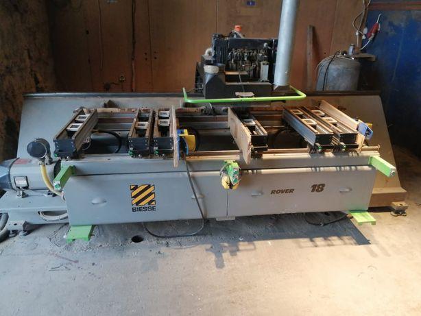 CNC Biesse Rover 18
