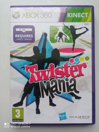 Twister Mania na Kinect Xbox 360