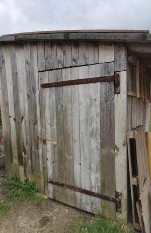 Szopa drewniana do sprzedania