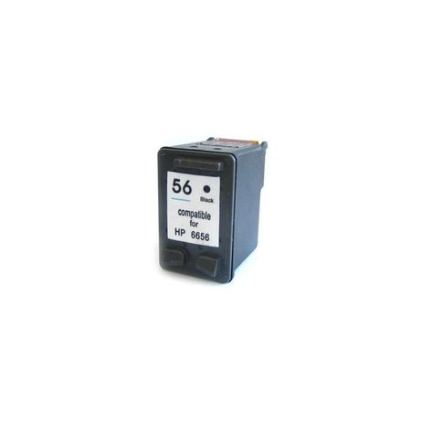 Tinteiro Compatível HP 56XL Preto (C6656A)