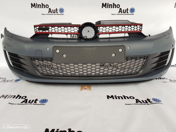 Parachoques Frontal Golf 6 GTI