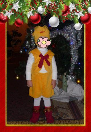 Новогодний карнавальный костюм Винни Пуха