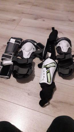 Ochraniacze na kolana i piszczele nadgarstki