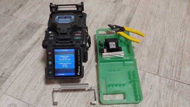 Fujikura FSM-60S аппарат для сварки оптических волокон