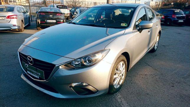 Mazda 3 BM 2014