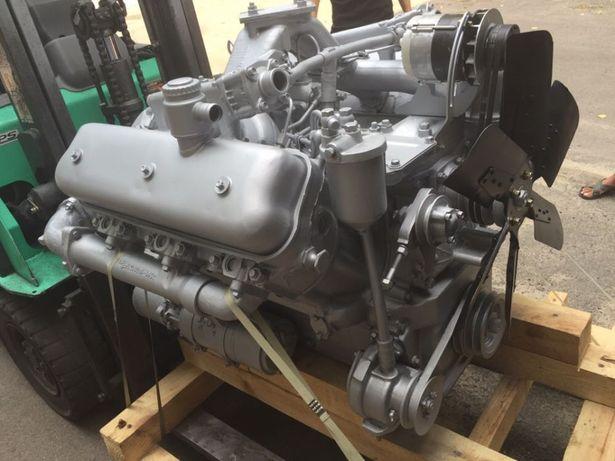 Двигатель ЯМЗ-236 для трактора Т-150