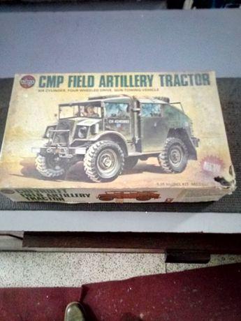 kit da Airfix - CMP Field Artillery Tractor