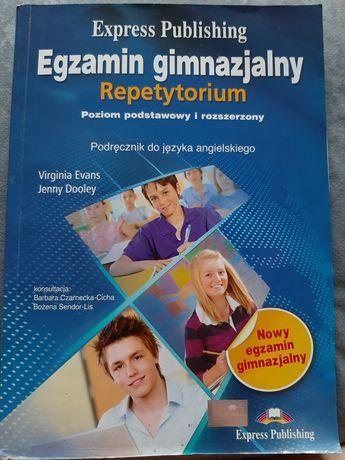 Repetytorium - podręcznik do języka angielskiego
