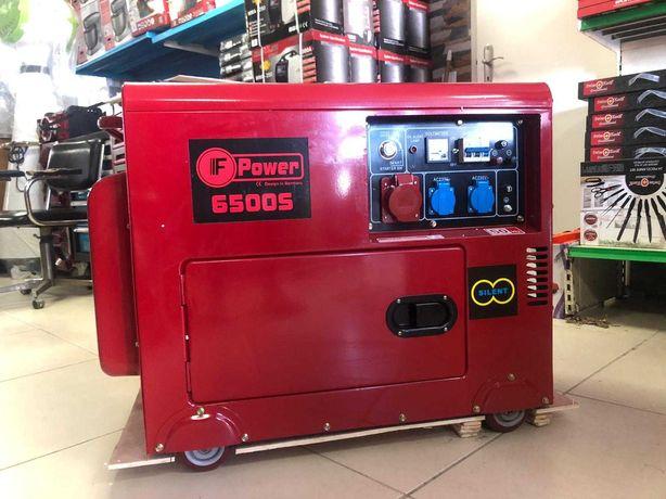 Gerador profissional a diesel 6500w-6,5 Kva  NOVOS