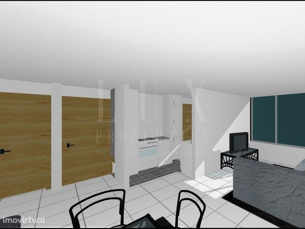 Apartamento T3 Remodelado Junto Ao Estádio Do Estoril-Praia