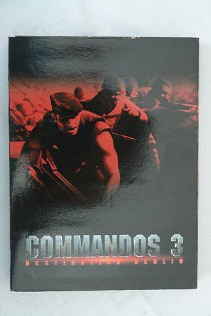 Commandos - 3 płyty CD