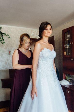 Suknia ślubna rozmiar 36-38. MS MODA ISADORA 2017