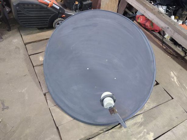 Antena ltc satelitarna z konwerterem z dwoma wyjściami