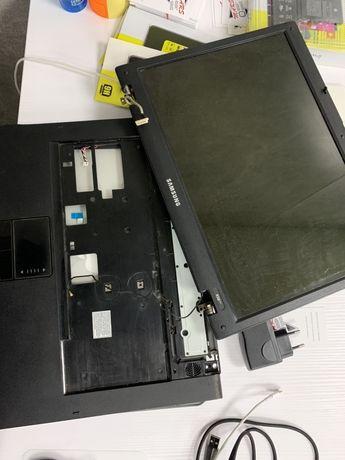 Samsung R58 plus np-r58y разбор, запчасти
