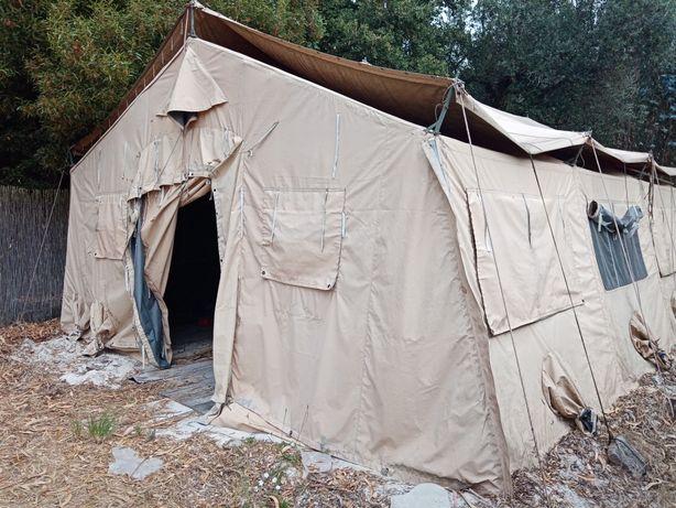 Tenda militar 10x5m