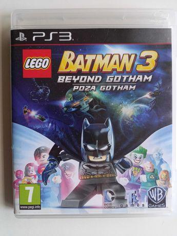 Gra PS3 BATMAN 3 Poza Gotham