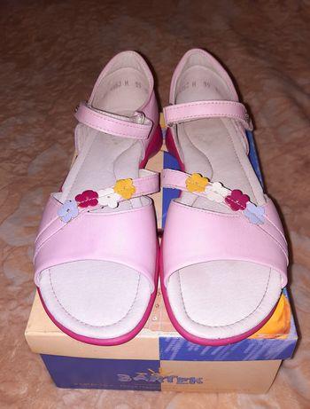 Sandały dla dziewczynki roz.35