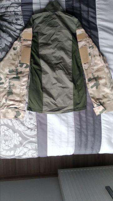 Koszulo-bluza pod kamizelkę ochronną