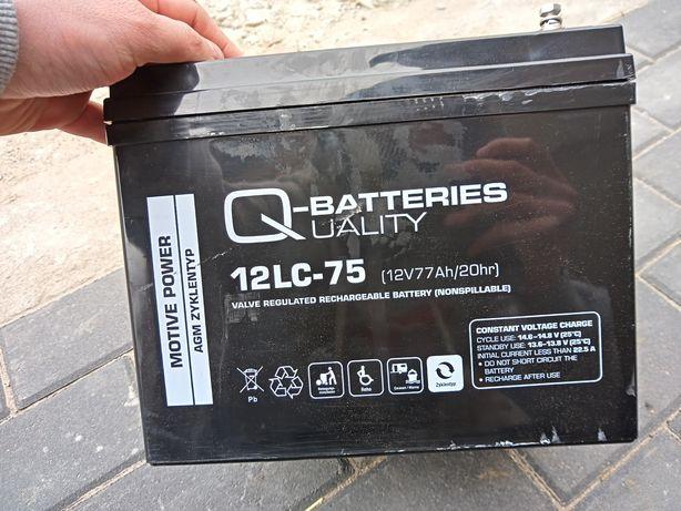 Sprzedam Nowy akumulator żelowy