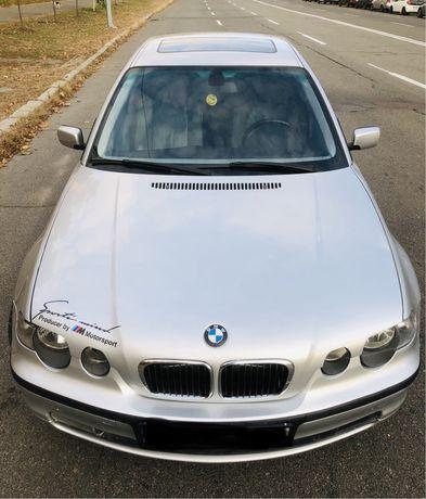 BMW E 46 Compakt