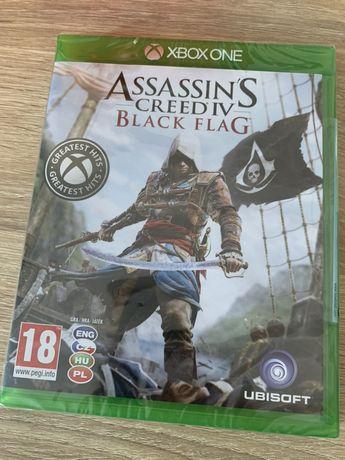 Assassin's Creed IV Black Flag Xbox One NOWA!