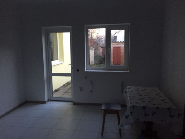 Новозбудований будинок