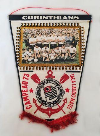 Galhardete Futebol CORINTHIANS 1973