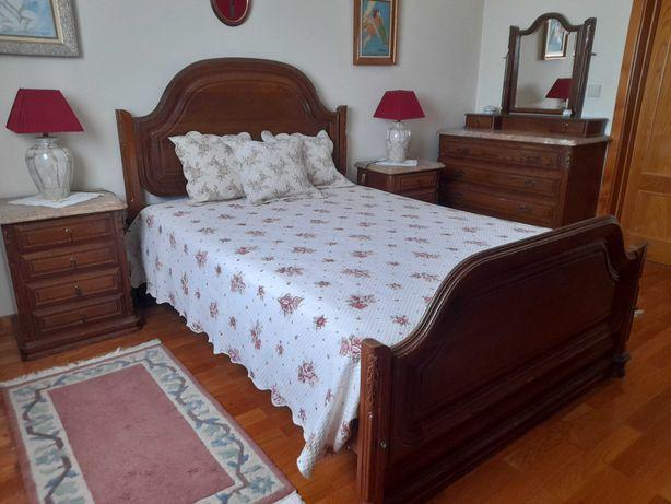 Mobília completa quarto casal + colchão