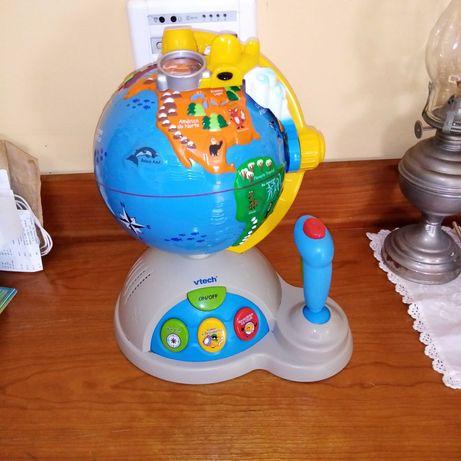 Globo VTech - O meu primeiro globo