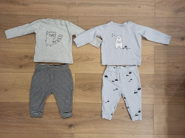 Piżamki niemowlęce