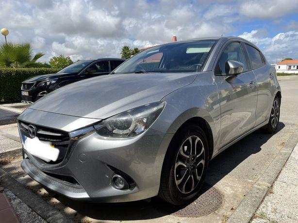 Mazda 2 1.5 Sky Excellence P. HS cinzento