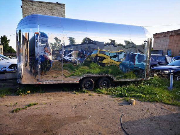 Фудтрак Food Track фургон кухня на колесах