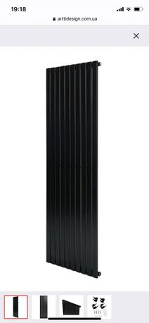 Дизайнерские вертикальные радиаторы отопления