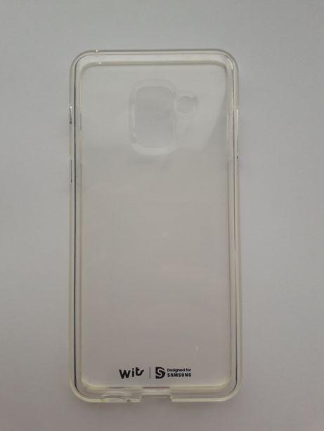 Чехол-бампер Samsung A8(GP-A530WSCPAAA)