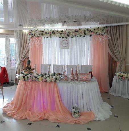 Арка на свадьбу в Луганске