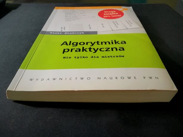 Algorytmika praktyczna - Piotr Stańczyk