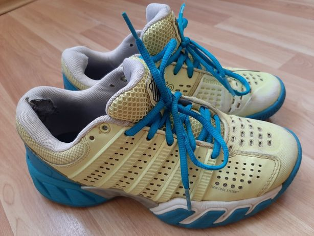 Продам кросовки детские K•SWISS  для игры в большой теннис