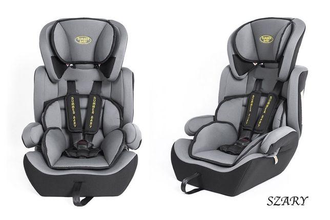 ! Wyprzedaż - Bezpieczny Fotelik Samochodowy Sport 9-36 kg
