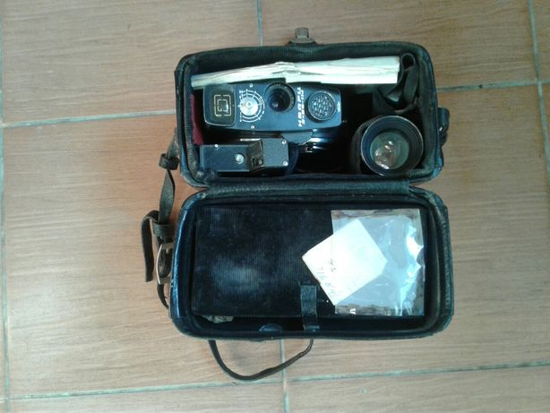 Кинокамера Кварц 2х85-1.