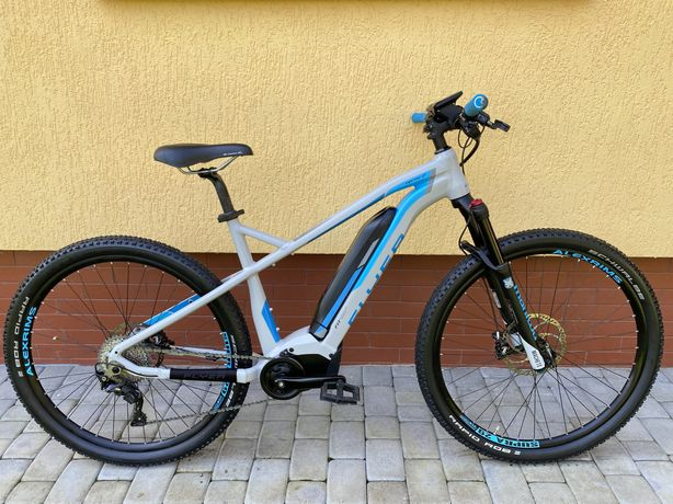 Електро велосипед E-bike Как новый Flyer Uproc 2 обвес Deore XT Manito