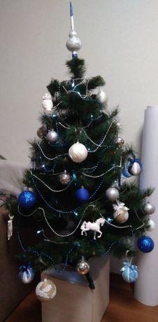 Новогодняя елка, сосна