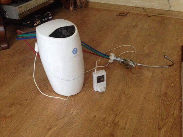 Система очистки воды,фильтр,без картриджа
