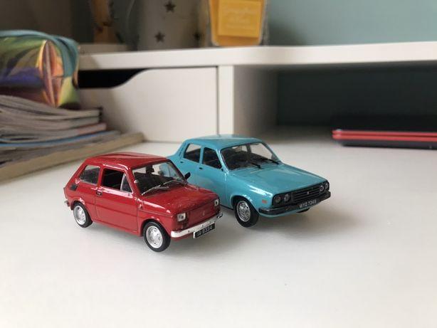metalowe samochody