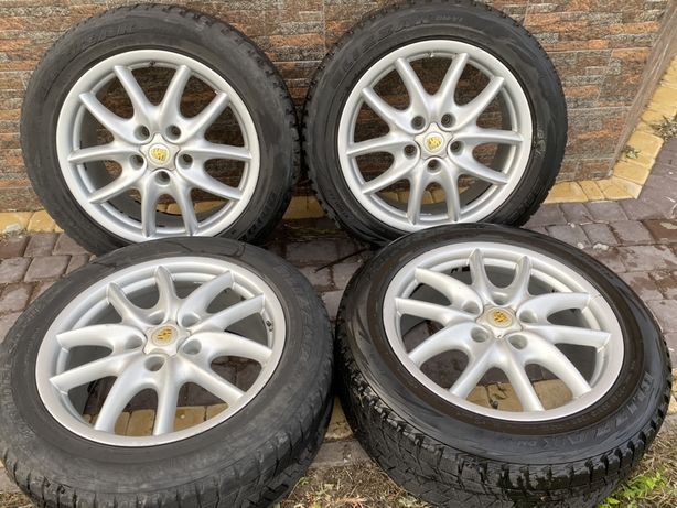 Диски 5x130 R19 Porsche Cayenne S VW Touareg Audi Q7