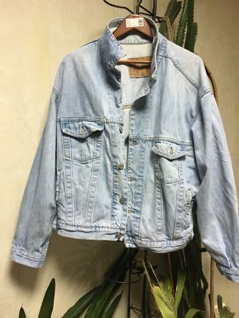 джинсовая куртка винтаж