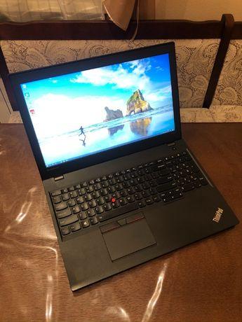 "Ноутбук 15"" FullHD Lenovo Thinkpad W550s (i7-5500U/8Gb/SSD256Gb/K620M)"