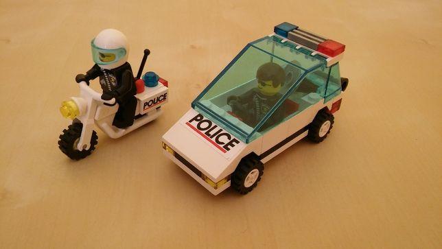 Klocki Lego, seria Town / Policja, 6625 Police Highway Patrol / 1996