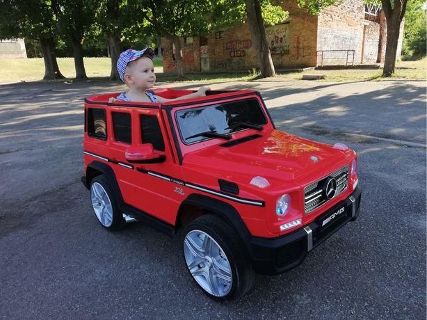 Детский электромобиль Mercedes-Benz G65 AMG