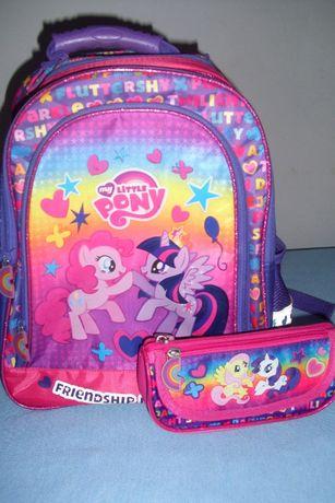Plecak My Little Pony + Piórnik