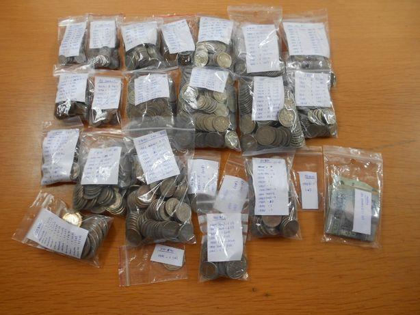 Coleção Numismática - +1300 moedas escudos